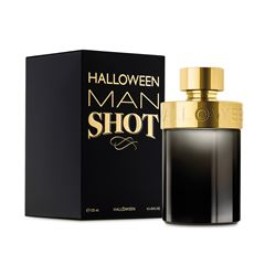 Fragancia Para Caballero Halloween Man Shot - Sanborns
