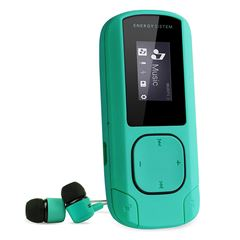 Reproductor de Mp3 Menta Energy Sistem - Sanborns