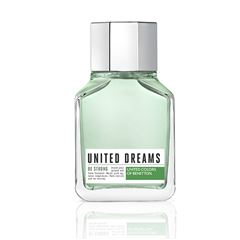 Fragancia para Caballero, Benetton United Dreams Be Strong  EDT 100 ml - Sanborns
