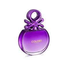 Fragancia Para Dama Fragacia, Benetton Colors collector Purple,EDT 80ML - Sanborns