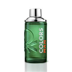 Fragancia para Caballero, Benetton Colors Green EDT 200ML - Sanborns