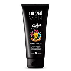 Crema para brillo e hidratación  de tatoo 200 ml nirvel - Sanborns