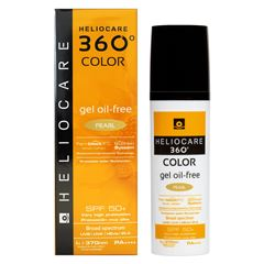Heliocare 360 Color Gel Oil Free Pearl 50 Ml - Sanborns