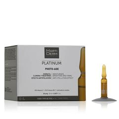 Platinum Photo-Age 30 Ampolletas Martiderm - Sanborns