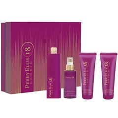 Fragancia Para Dama Set 18 Orchid Perry Ellis - Sanborns