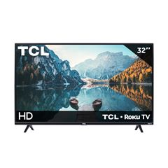 "Pantalla  TCL 32"" HD Smart TV (Roku TV) 32S331-MX - Sanborns"