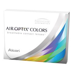 Air Optix Colors verde esmeralda Alcon - Sanborns