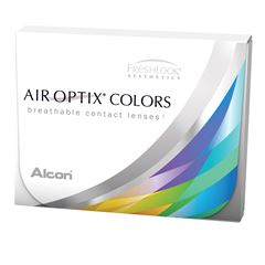Air Optix Colors café Alcon - Sanborns
