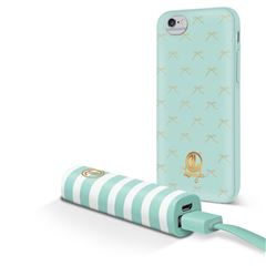 Paquete Funda + Power Bank 2500MAH paraiPhone 6, 6S - Sanborns