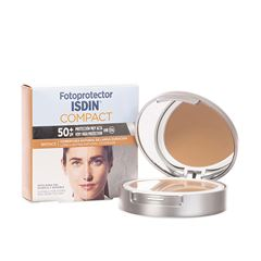 Fotoprotector Isdin Compact Bronce 50+ 10 gr - Sanborns