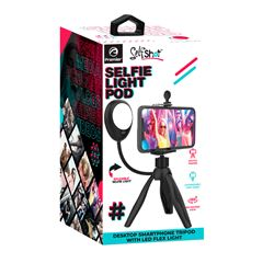 Tripie Selfie LED Flex Night Negro Selfshot - Sanborns