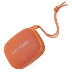 Bocina Inalámbrica Bluetooth Icon Mini Naranja - Sanborns