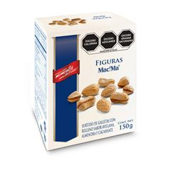 Surtido de Galletas Rellenas Mac' Ma 150g - Sanborns