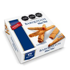 Galletas Mac' Ma Barquillo 300 gr - Sanborns