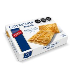 Caja de Galleta Mac´Ma Gofrenata 320 g - Sanborns