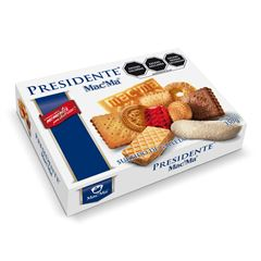 Surtido de Galletas Presidente Mac´Ma 350g - Sanborns