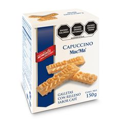 GALLETA CAPUCHINO 150 G - Sanborns