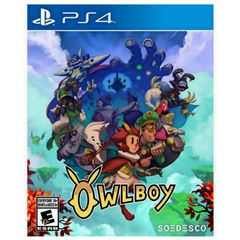 Owlboy PlayStation 4 - Sanborns