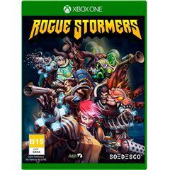 Xbox One-Rogue Stormers - Sanborns
