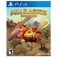 Pharaonic Deluxe Edition PlayStation 4 - Sanborns