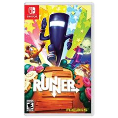 Runner 3 Nintendo Switch - Sanborns
