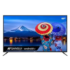 "Pantalla 65"" LED SMX65E1UAD UHD Smart 4K Android TV - Sanborns"