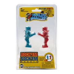 World Smallest Rock `Em Sock `Em Robots - Sanborns