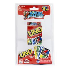 Juego de mesa World's Smallest Uno Novelty - Sanborns