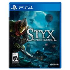 Styx Shard Of Darkness PlayStation 4 - Sanborns