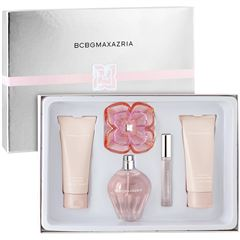 Fragancia Para Dama Set BCBG Maxazria de 4 piezasEDP 100ml + Body Lotion 100ml + Shower Gel 100ml + Roller Ball 100ml - Sanborns