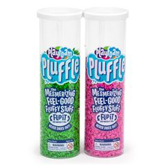 Playfoam Pluffle 2pk Rosa Y Verde - Sanborns