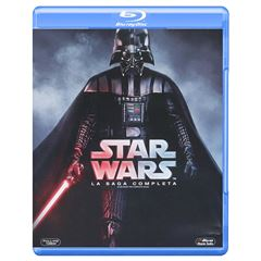 BR STAR WARS The Complete Saga - Sanborns