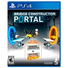 Portal Bridge Constructor PlayStation 4 - Sanborns