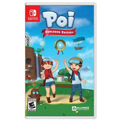 Poi Explorer Edition Nintendo Switch - Sanborns