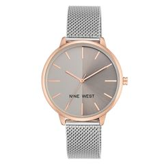 Reloj Nine West NW1981GYRT Para Dama - Sanborns