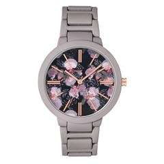 Reloj Nine West NW2096BKGY Para Dama - Sanborns