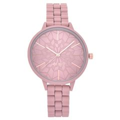 Reloj Para Dama NW2334PKPK Nine West - Sanborns