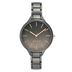 Reloj para Dama NW2337OMGY Nine West - Sanborns