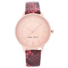 Reloj Para Dama NW2326GBY Nine West - Sanborns