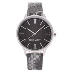 Reloj Para Dama NW2327BKGY Nine West - Sanborns