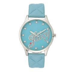 Reloj Juicy Couture Azul Celeste JC1104LBLB Para Dama - Sanborns