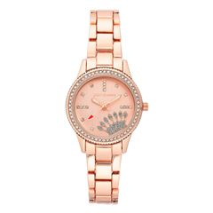 Reloj Juicy Couture Oro Rosado JC1110RGRG - Sanborns