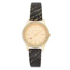Reloj Juicy Couture Bitono JC1114BKGD Para Dama - Sanborns