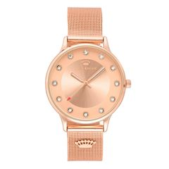 Reloj Juicy Couture Oro Rosado JC1128RGRG Para Dama - Sanborns