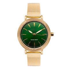 Reloj Nine West Verde Para Dama - Sanborns