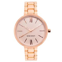 Reloj Nine West Rosa Para Dama - Sanborns