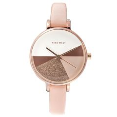 Reloj Nine West para Dama Multicolor NW2388RGPK - Sanborns