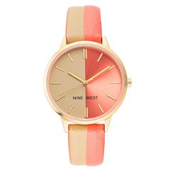 Reloj Nine West Bicolor NW2440TNCO Para Dama - Sanborns