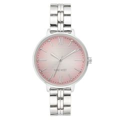 Reloj Nine West NW2447LPSV Para Dama - Sanborns