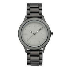 Reloj Nine West Nw2453Gygy Gris Dama - Sanborns